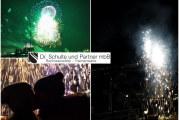 Recht des Silvesterkrachers: Dürfen Polizisten Passanten am 28.12. nach Feuerwerkskörpern durchsuchen?